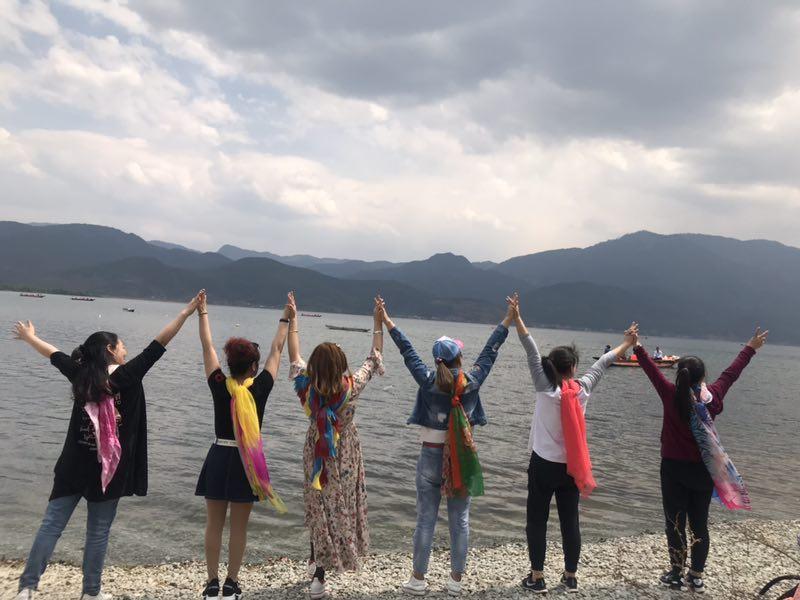 天寿药业:开展终端战略伙伴西昌泸沽湖之旅活动